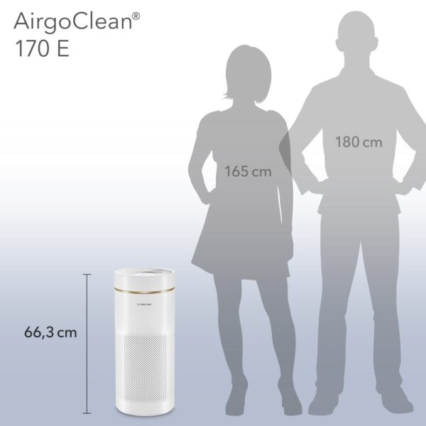 Design Air Cleaner AirgoClean® 170 E with HEPA filter