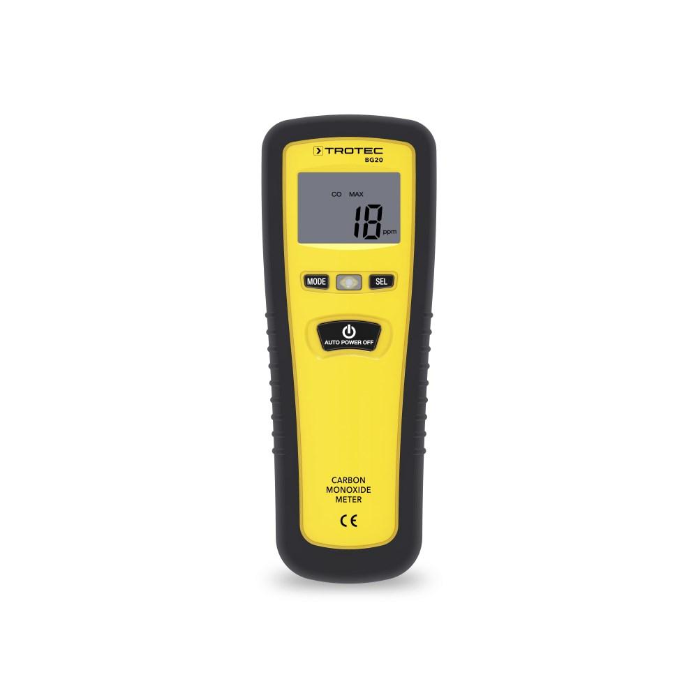 Eco Industries BG20 Carbon Monoxide Meter (1)
