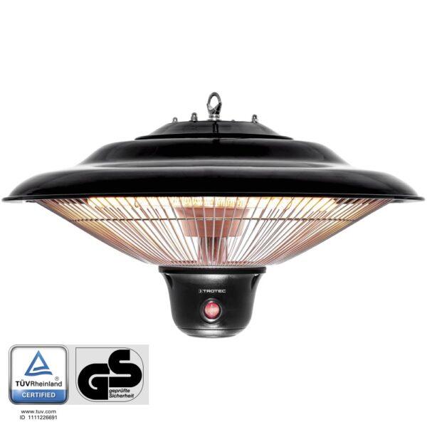 Design ceiling heater IR 1500 SC