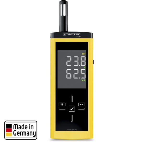 T210 Thermohygrometer