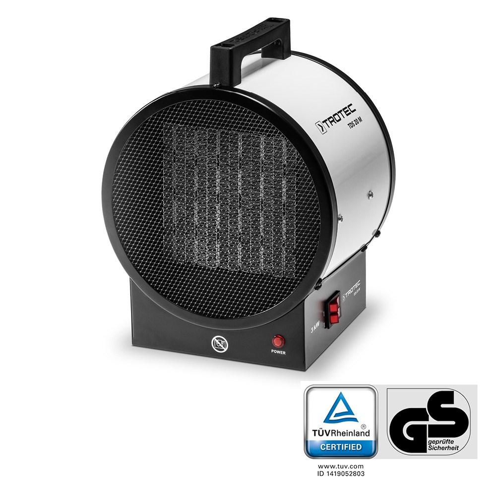 Eco Industries TDS 20 M Ceramic Fan Heater (6)