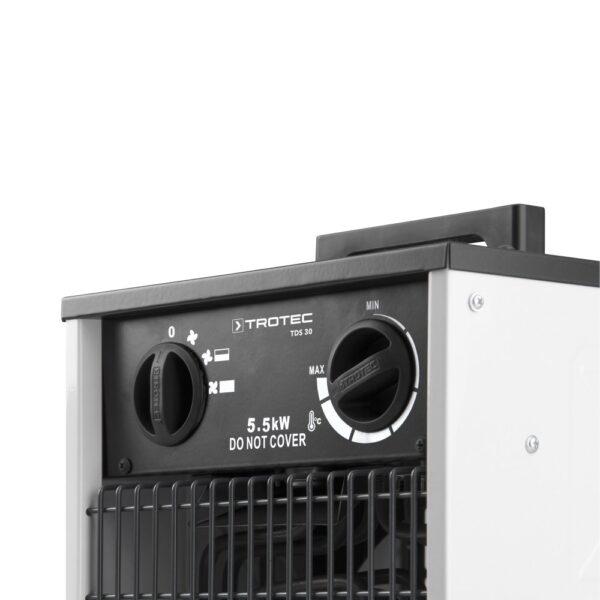 TDS 30 Electric Fan Heater