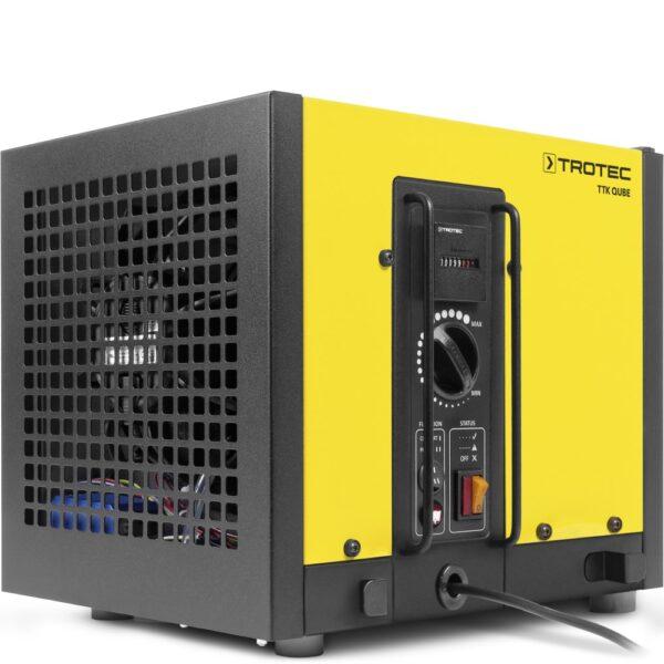 Commercial compact dehumidifier TTK Qube