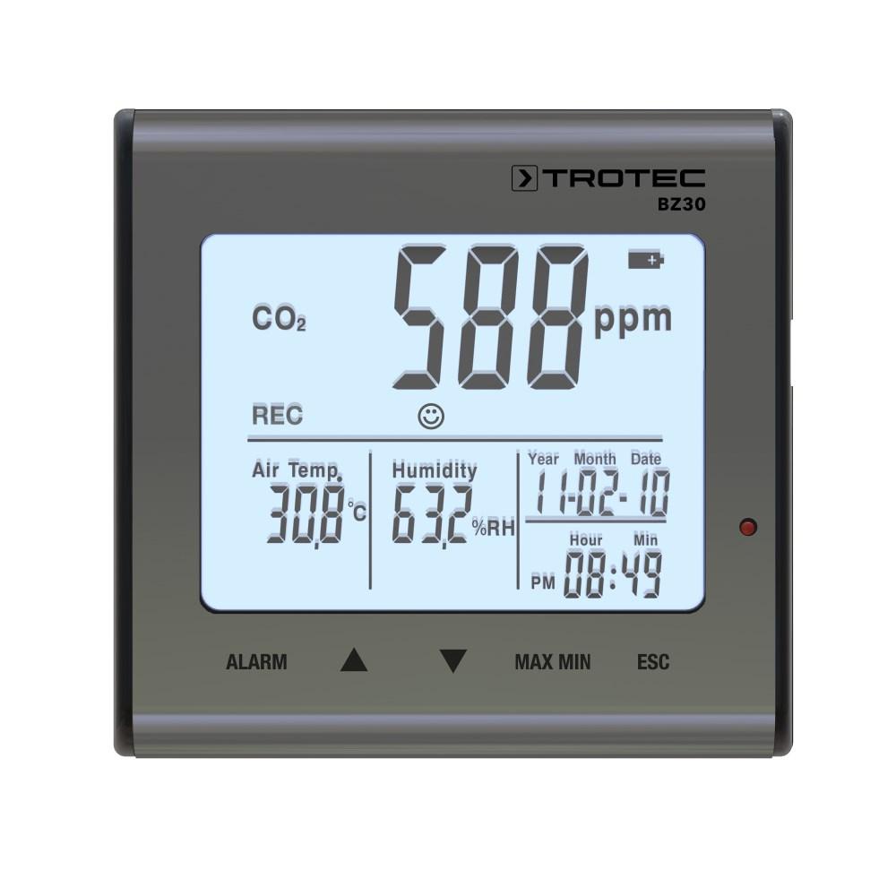 EcoIndustries BZ30 CO2 Air Quality Data Logger (1)
