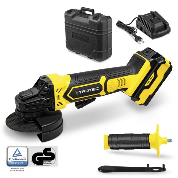 Cordless Angle Grinder PAGS 21-115