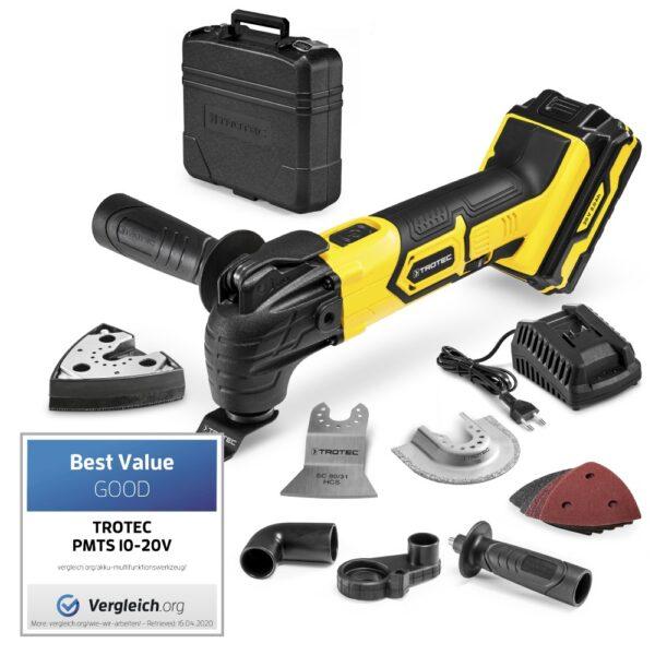 Cordless Multi-Function Tool PMTS 10-20V