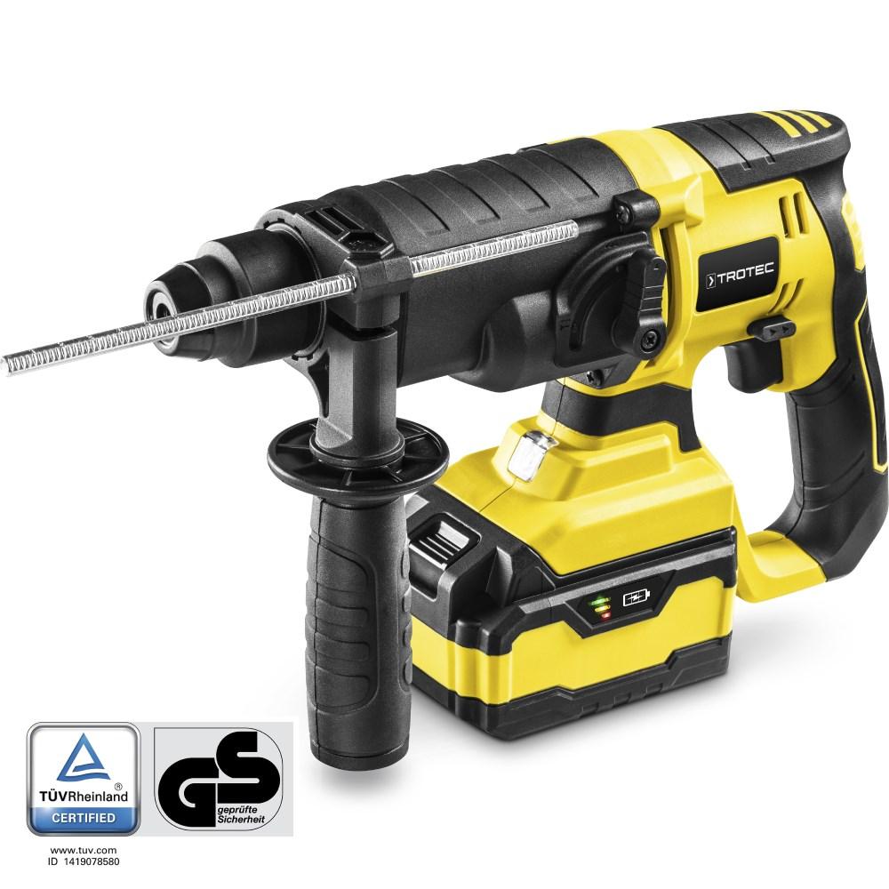 EcoIndustries Cordless hammer drill PRDS 20-20V (1)