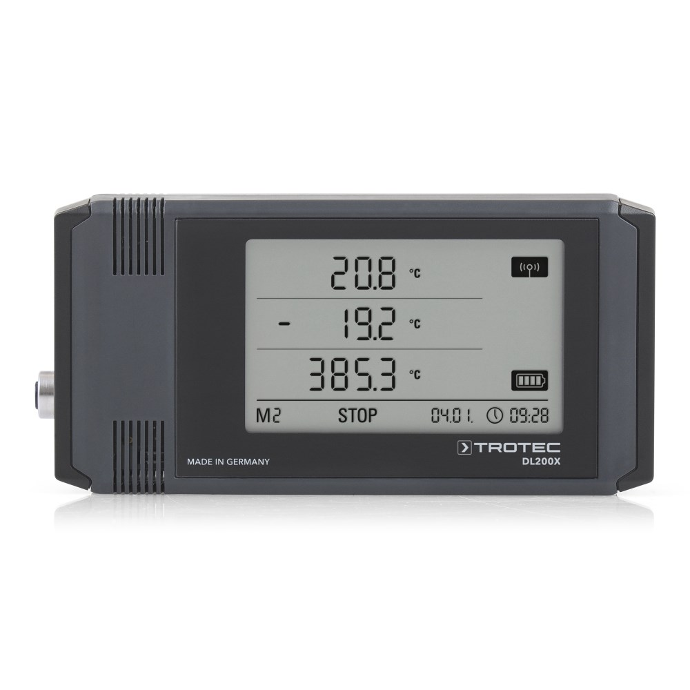 EcoIndustries DL200X Professional Data Logger Anthracite (3)