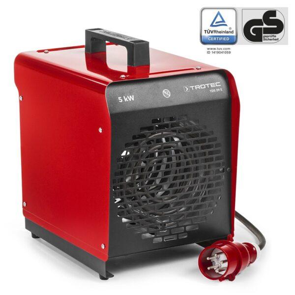 Electric Fan Heater TDS 29 E