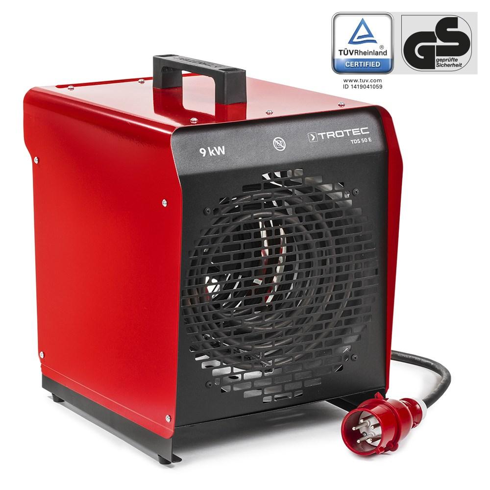 EcoIndustries Electric Fan Heater TDS 50 E (5)