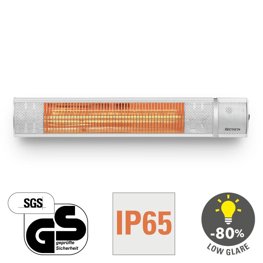 EcoIndustries Infrared Radiant Heater IR 2050 (5)