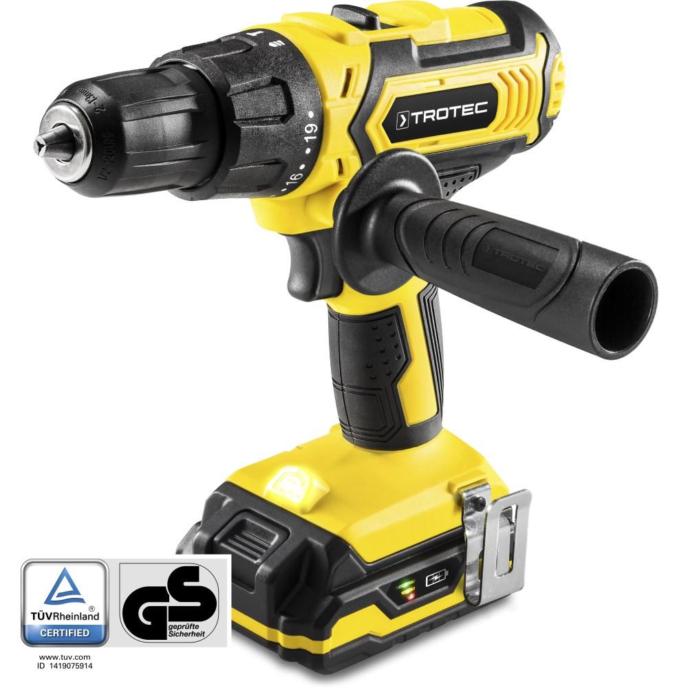 EcoIndustries Li-Ion Hammer Drill PHDS 11-20V (6)