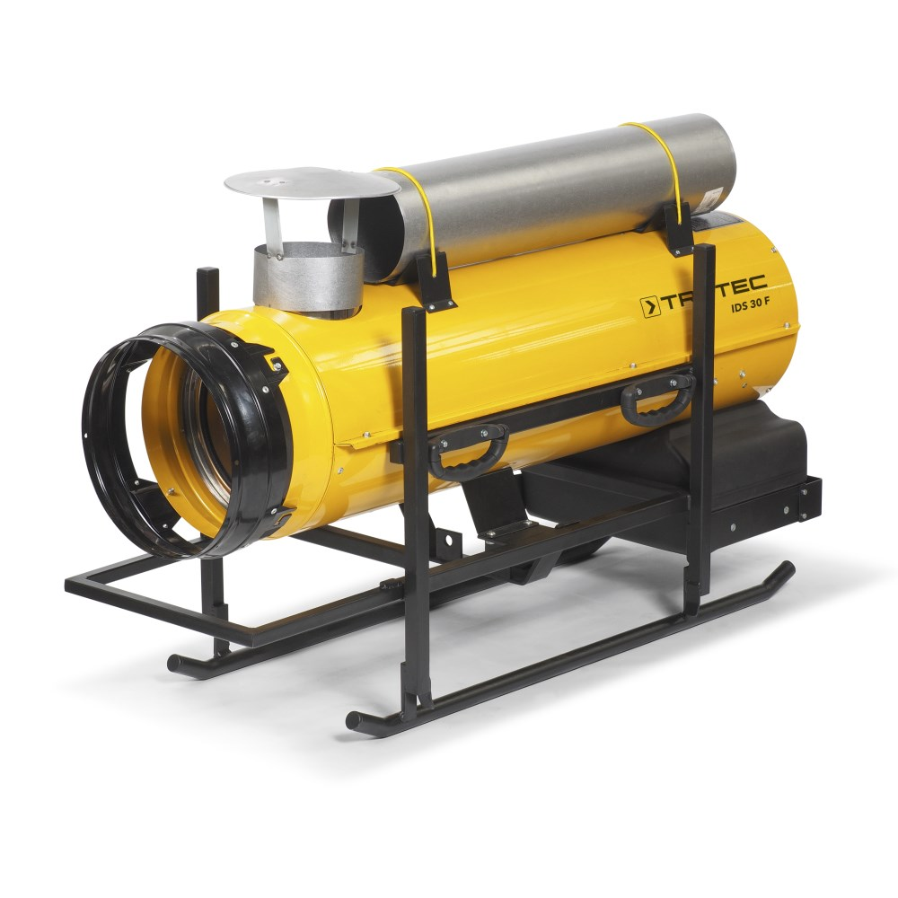 EcoIndustries Oil heater IDS 30 F (1)