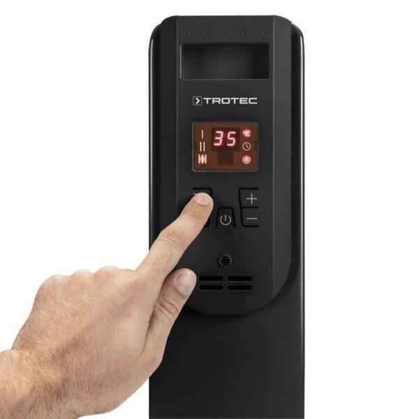 Oil radiator TRH 25 E