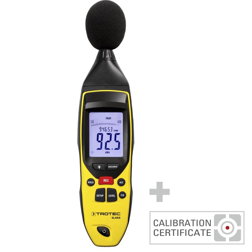 EcoIndustries SL400 Sound Level Meter (3)