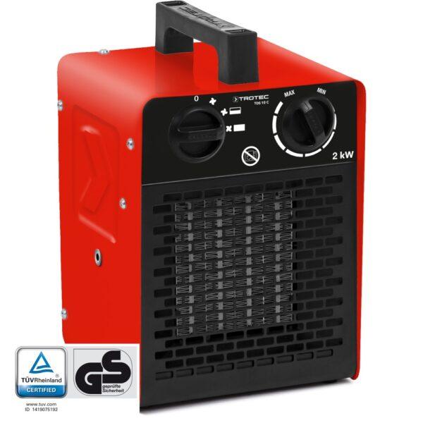 TDS 10 C Ceramic Fan Heater