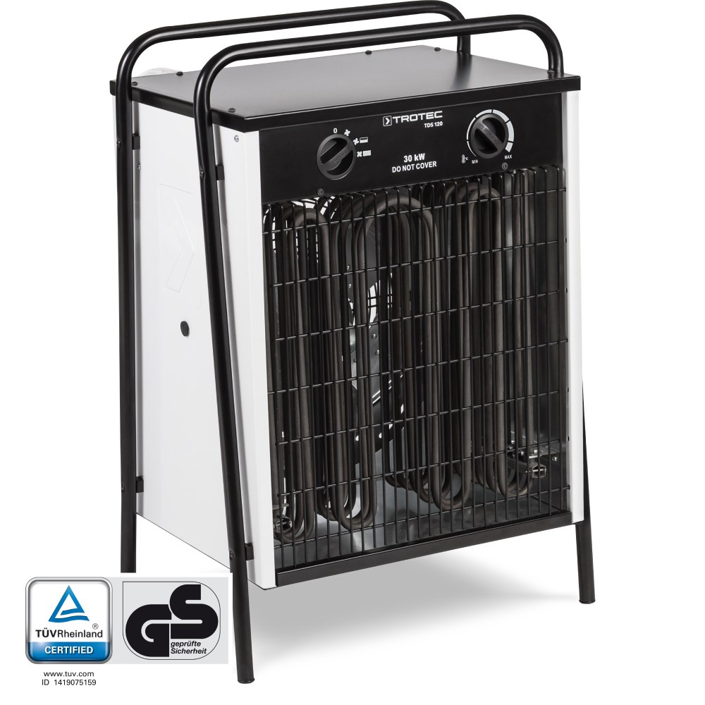 EcoIndustries TDS 120 Electric Fan Heater (6)