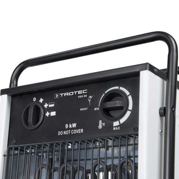 TDS 50 Electric Fan Heater