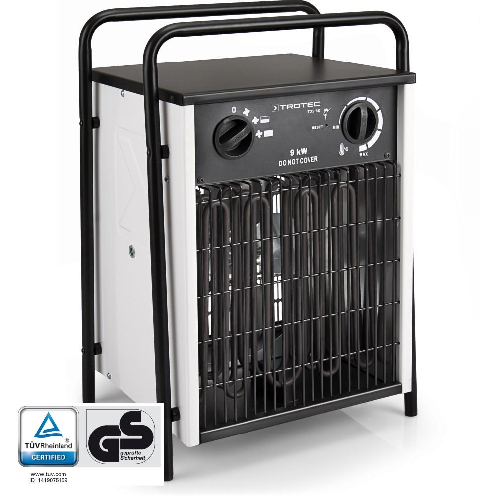 EcoIndustries TDS 50 Electric Fan Heater (5)