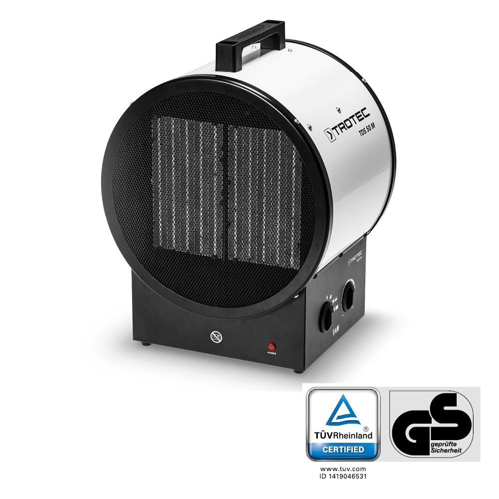 EcoIndustries TDS 50 M Ceramic Fan Heater (5)
