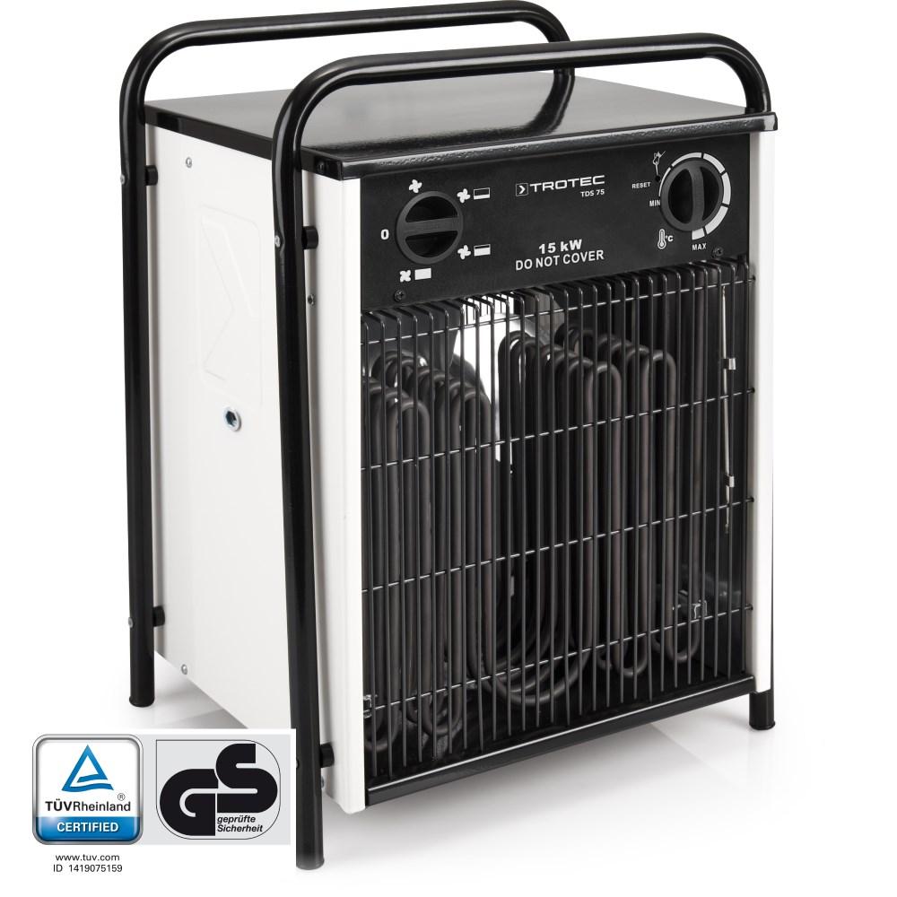 EcoIndustries TDS 75 Electric Fan Heater (3)