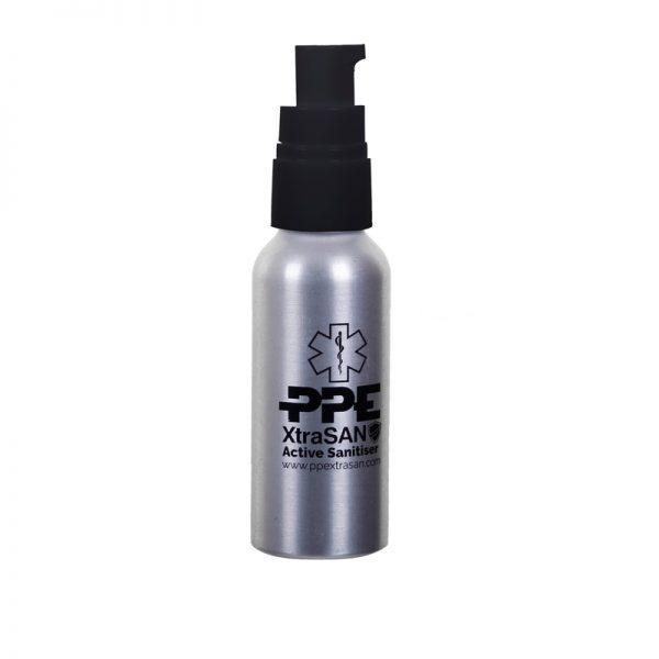 PPE XtraSAN 100ml Hand & Surface Foamer Black
