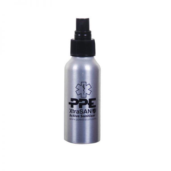 PPE XtraSAN 30ml Hand & Surface Spray Bottle
