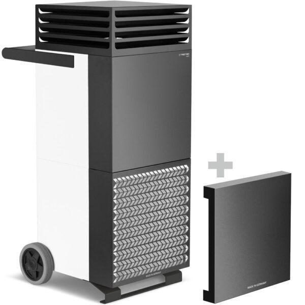 TAC V+ and sound insulation hood