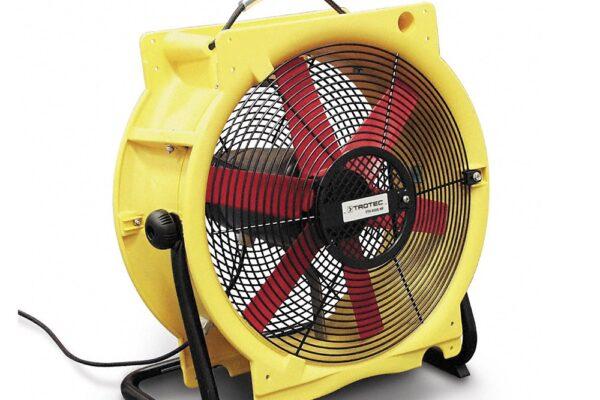 Eco Industries TTV 4500 HP Industrial Floor Fan