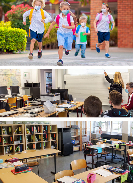 Ecois Schools